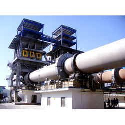 Professional high efficiency rotary kiln for lime production