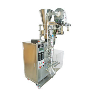 Mini Vertical Granule Filling Sealing Automatic Pouch Packing Machine