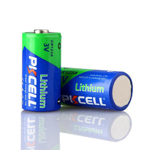3 volts batterie au lithium cr123a 3 v batterie rechargeable
