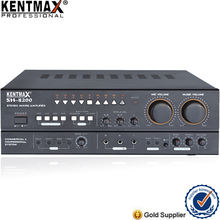 High Performance 200 Watt Karaoke Audio Power Amplifier