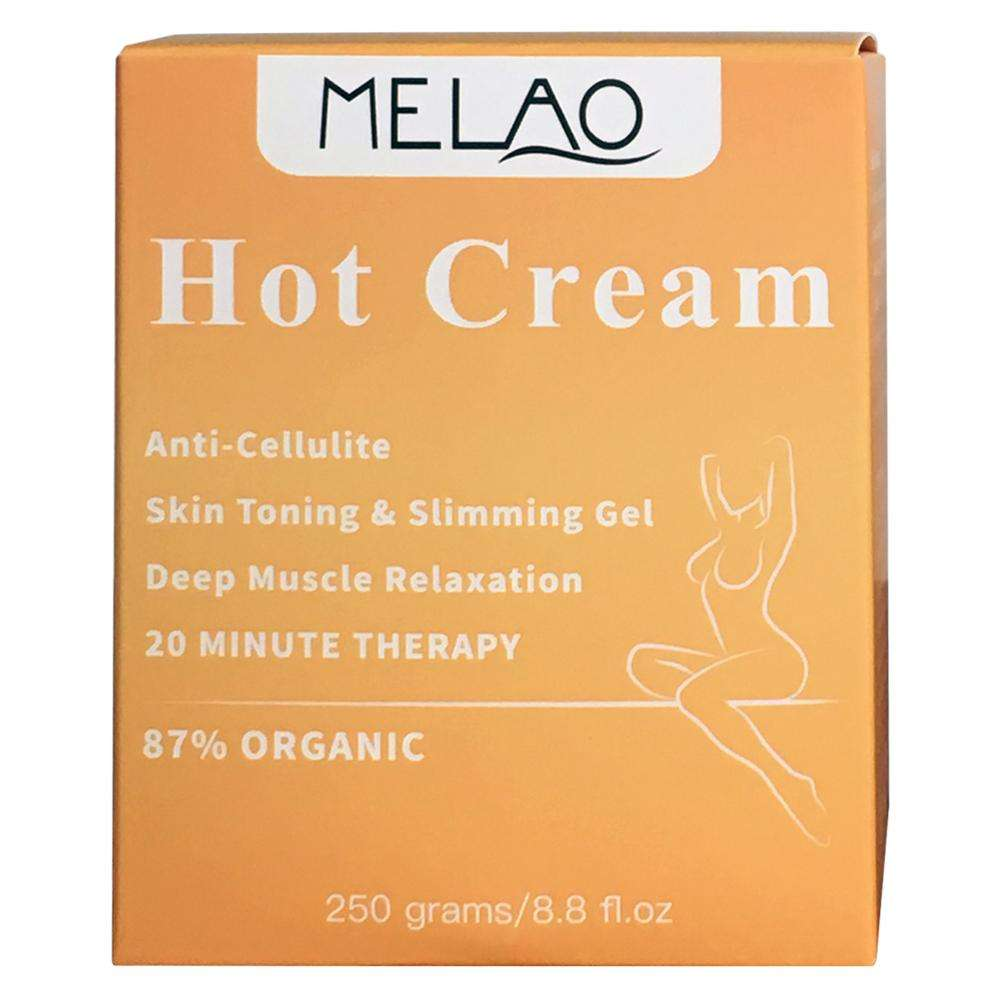 Custom label /Private label leg slimming and lose weight fitness hot anti cellulite cream fat burn gel