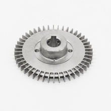 Factory directly best selling stainless steel impeller pump with machining