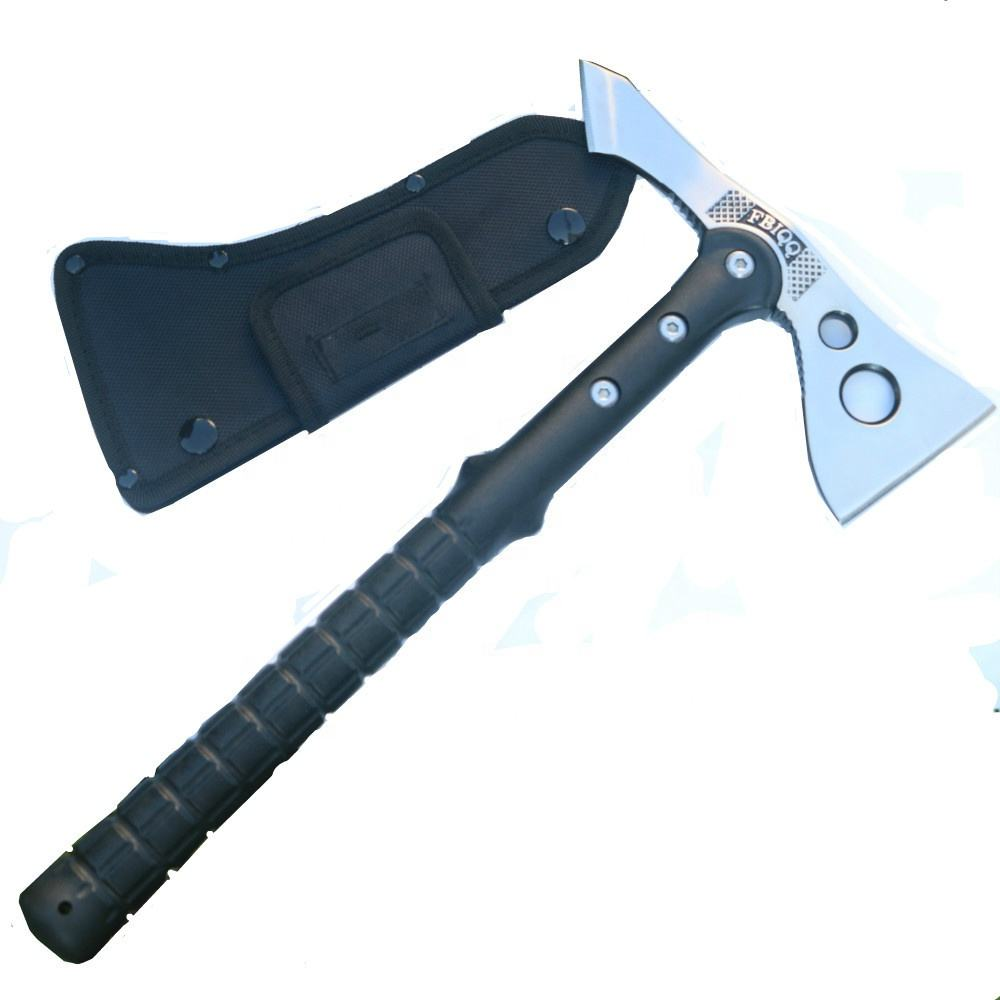 High-quality Multifunctional Fireman Dual Blades Fire Safety Axe