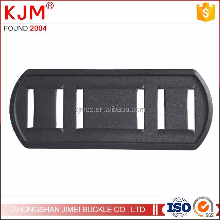 Kunststoff schulterpolster für 1 zoll strap koffer/tasche