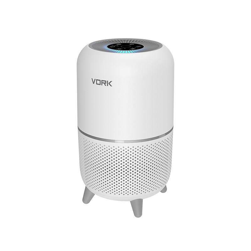 WIFI Captures 99.97% of dust and allergens as small as .3 microns epa carb ionic small size air purifier