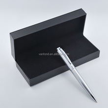 Wholesale Promotional Stainless Steel Cross Pen with Parker Refill