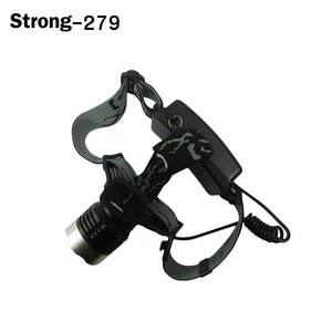 Multifunction Riding Camping Rechargeable Torch LED Head Lamp