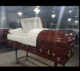711224 funeral supplies wood casket coffin furniture
