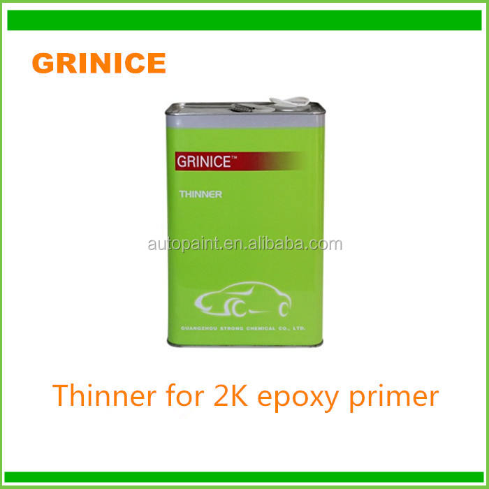 Hote sale SCC epoxy primer thinner