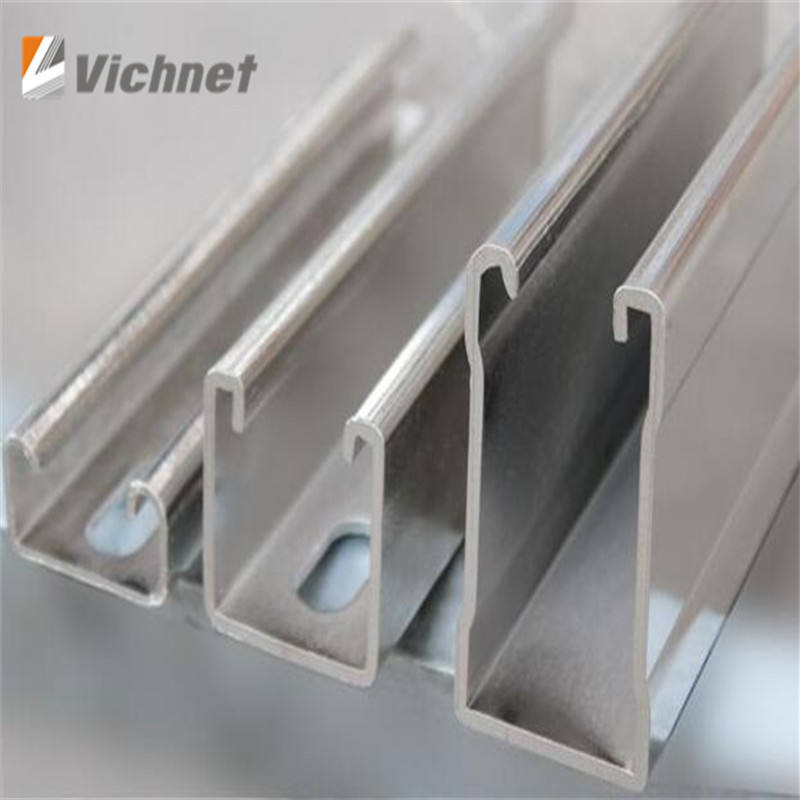 U type steel strut channel for most sizes