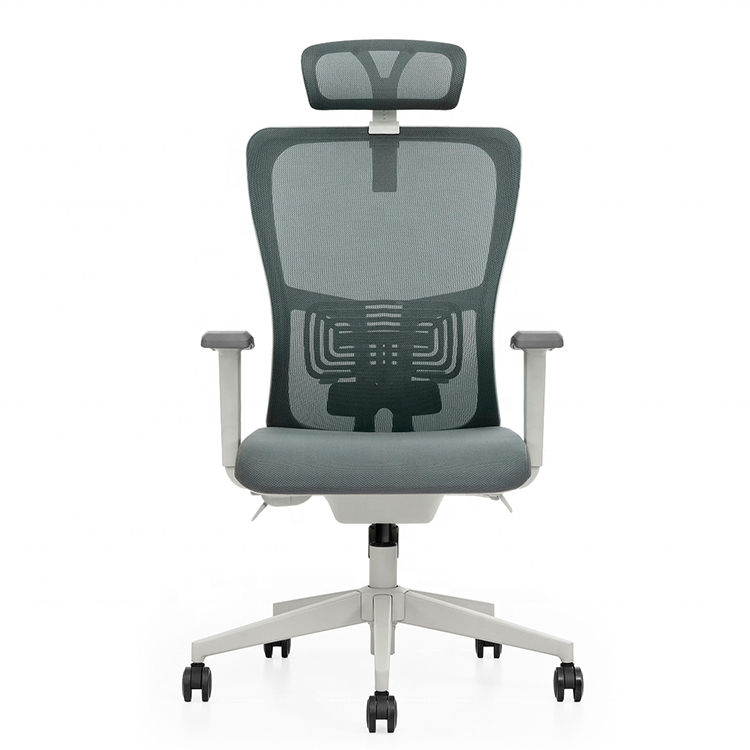 Wholesale huashi ergonomic design mesh high back swivel office chair