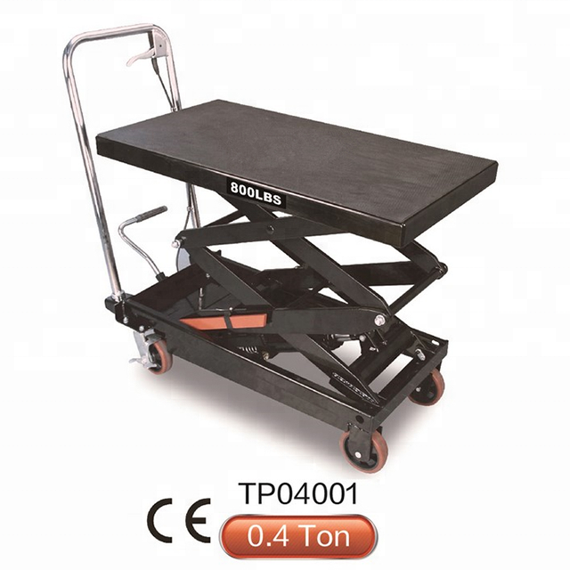 עגלת עם הרמה/Liftingtable רכב TP04001
