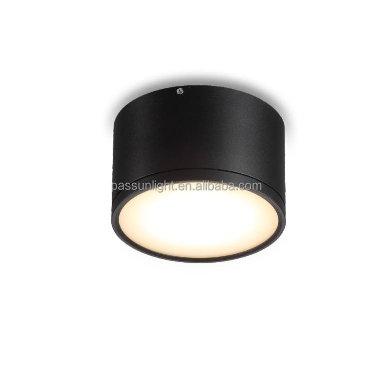Surface mounted IP20 cob cilindro ha condotto il downlight 13 W per showroom