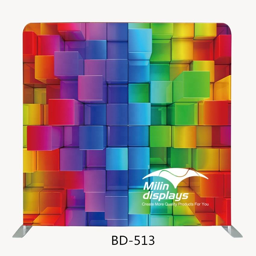 Bestseller Cmyk Full Color Print 3d Ontwerp Foto <span class=keywords><strong>Achtergrond</strong></span> Kussensloop <span class=keywords><strong>Achtergrond</strong></span> Voor Photo Booth