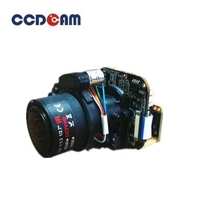 "IPC (4MP) 2.8-12mm Motorized Zoom & Auto Focal LENS 1/3"" 4.0MP CMOS OV4689 +Hi3516D CCTV IP camera module board with LAN cable"