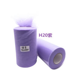 """C20 6""""x50Y 15cmX50Y Tulle roll spool for wedding dress tulle ball tulle flower party decoration"""