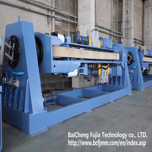 Rotating traction machine / CCV LINE FOR POWER CABLE