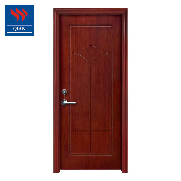 Sound insulation imported wooden interior door oak solid wooden interior doors hotel fireproof doors
