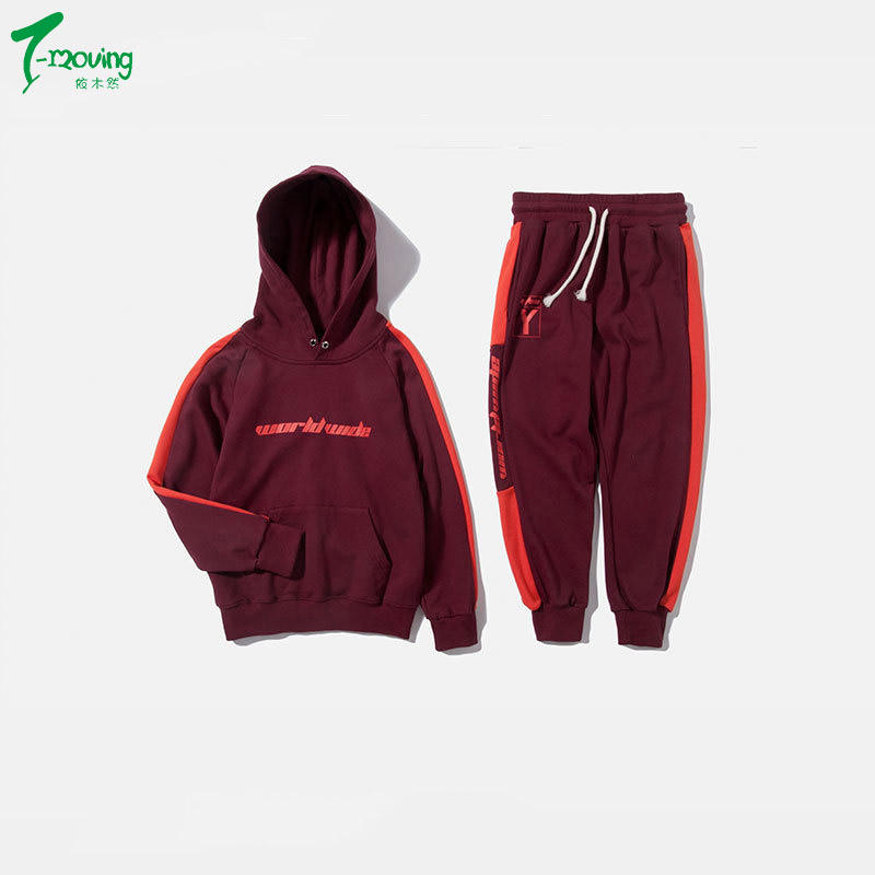 Wholesale Children Clothes Boy Clothing Set Long Sleeve Tops Pants Baby Boy Clothes 2pcs Set