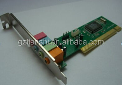 CMI8738 PCI 4CH sound card