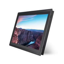 21.5 inch touch screen monitor tablet touch panel kiosk monitor lcd screen display industry monitor embed vesa with bezel 3mm