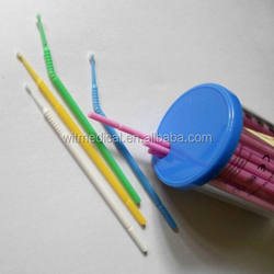 Medical Standard Disposable Eyelash Micro Brush, Manufacturer Supply, CE & FDA, ISO13485