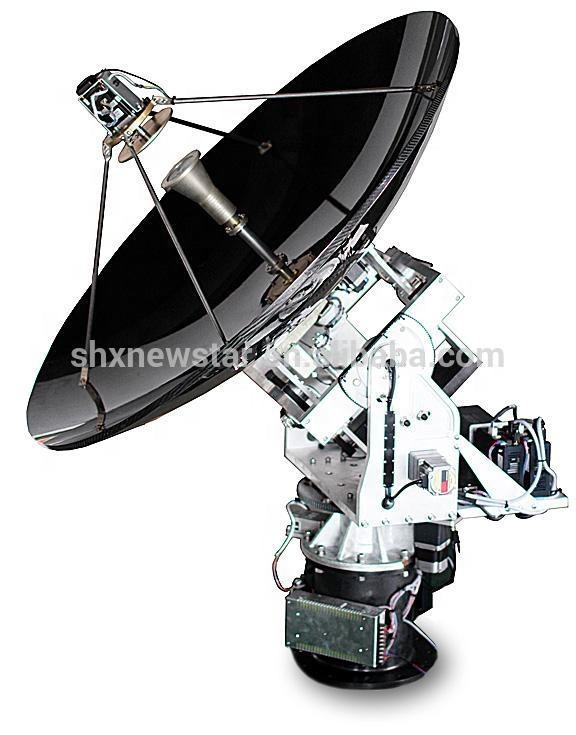 1.2 metro Marine In movimento Satellitare Vsat Antenna
