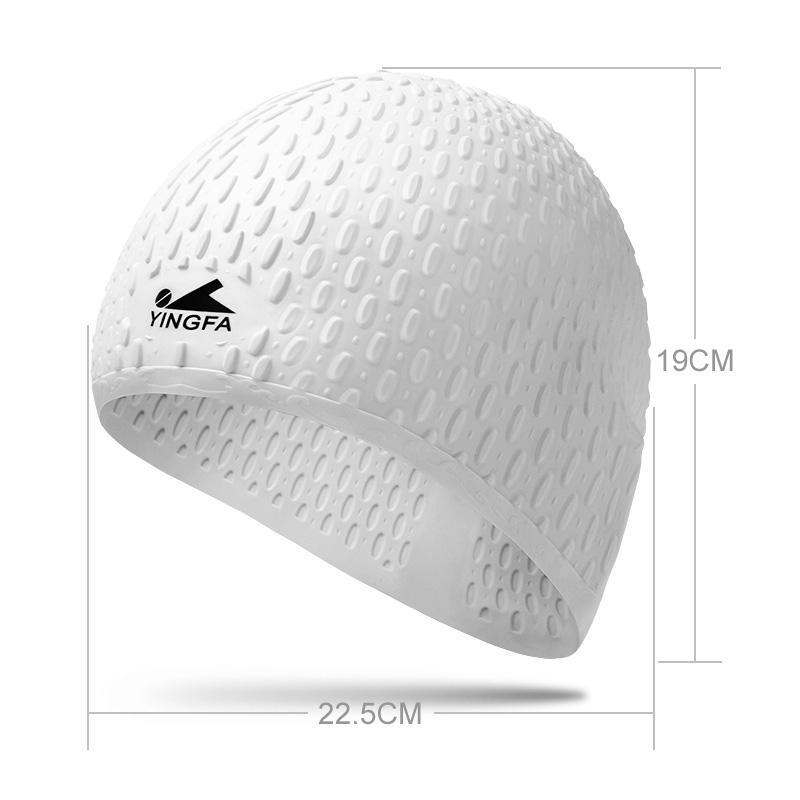 SEAC Adult Silicone Swim Cap