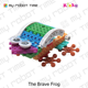 Car plastic interlocking toys new style for children learning