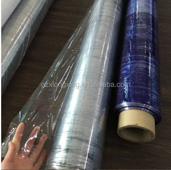 mattress packing pvc film roll soft pvc shrink film normal clear pvc film use for packing mattress and furniture
