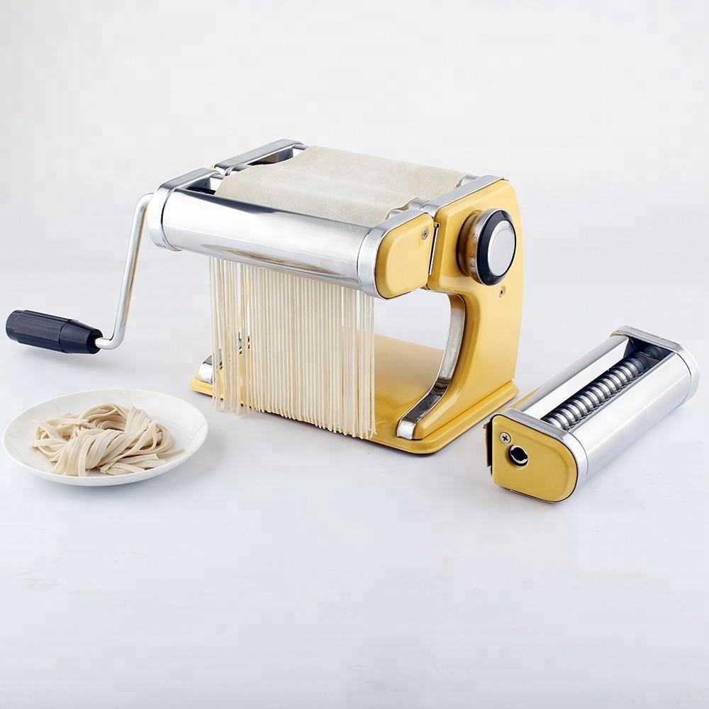 Manual Noodle Maker Machine with Pasta Roller
