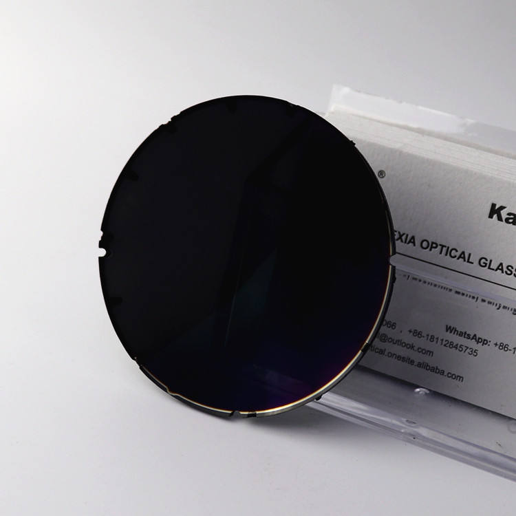 Eyewear Lenses Sunglasses Accessories Polarized Black Lens UV400