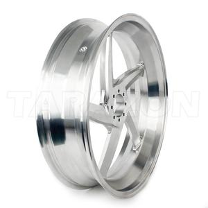Custom CNC Aftermarket Forged Motorcycle Wheel For Sale