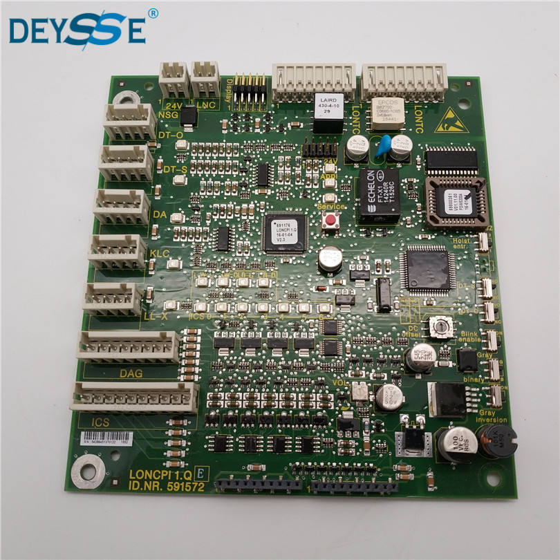 Fabrikant selling LONCPI 1Q 591572 andere pcb & pcba printplaat voor roltrap schin * dler