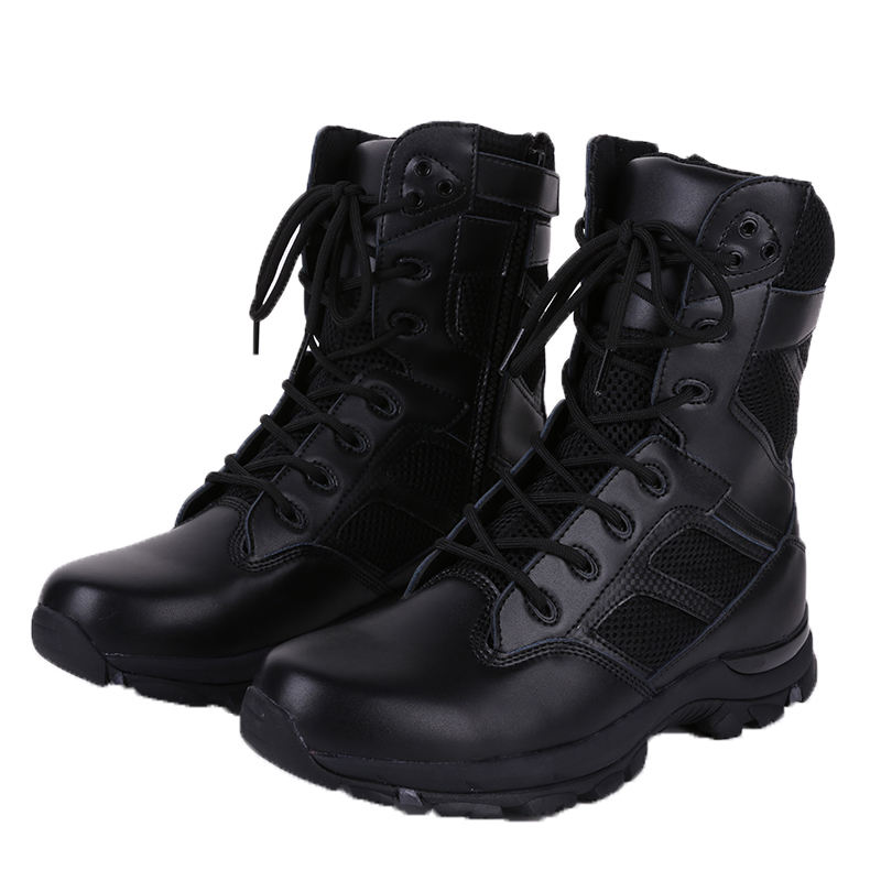 TST09 Tactical military use war wolf outdoor combat boots military desert jungle tactical boots