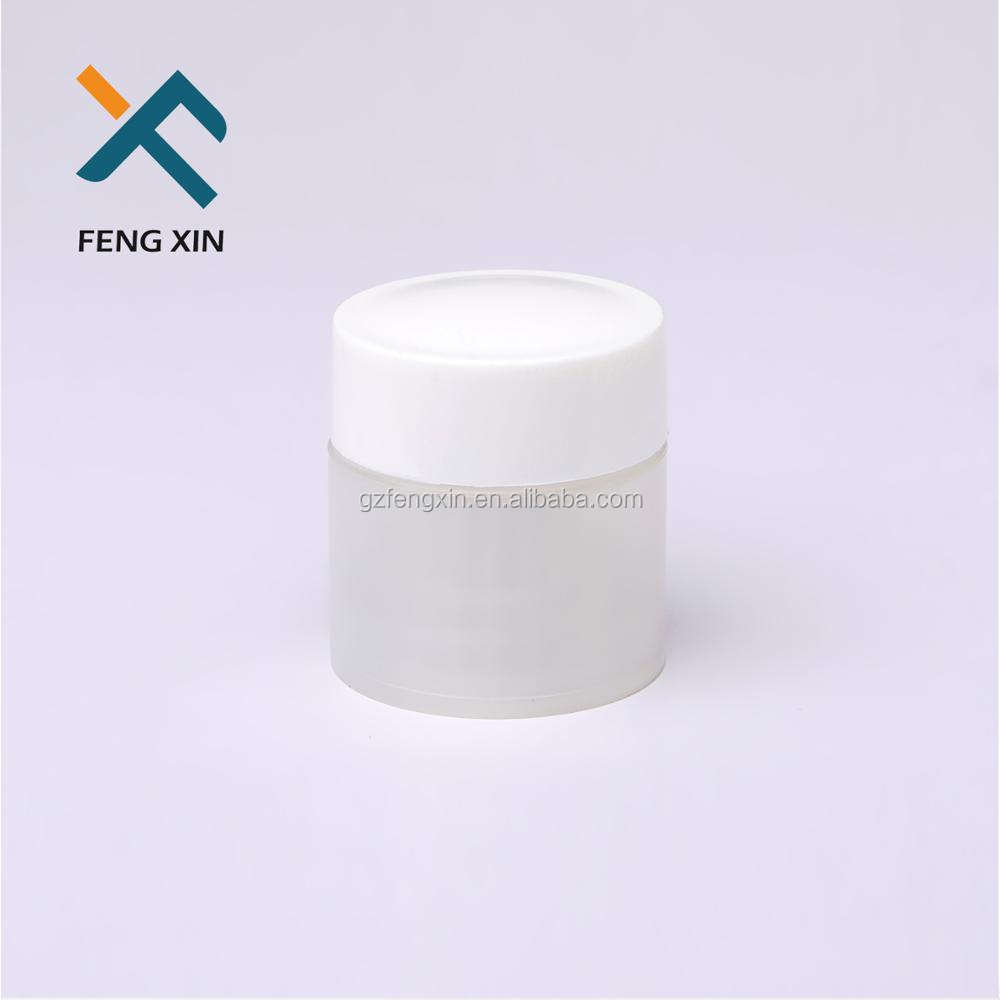 Wonderful 30ml classy exclusive design plastic cream empty cosmetic jar