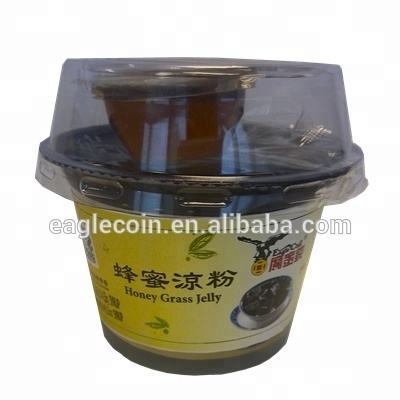 Health Food Grass Jelly Herbal Jelly Cup Package