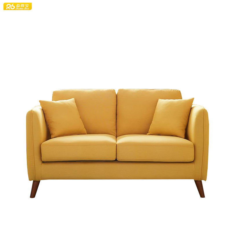 China new design fabric kd sofa for living room use