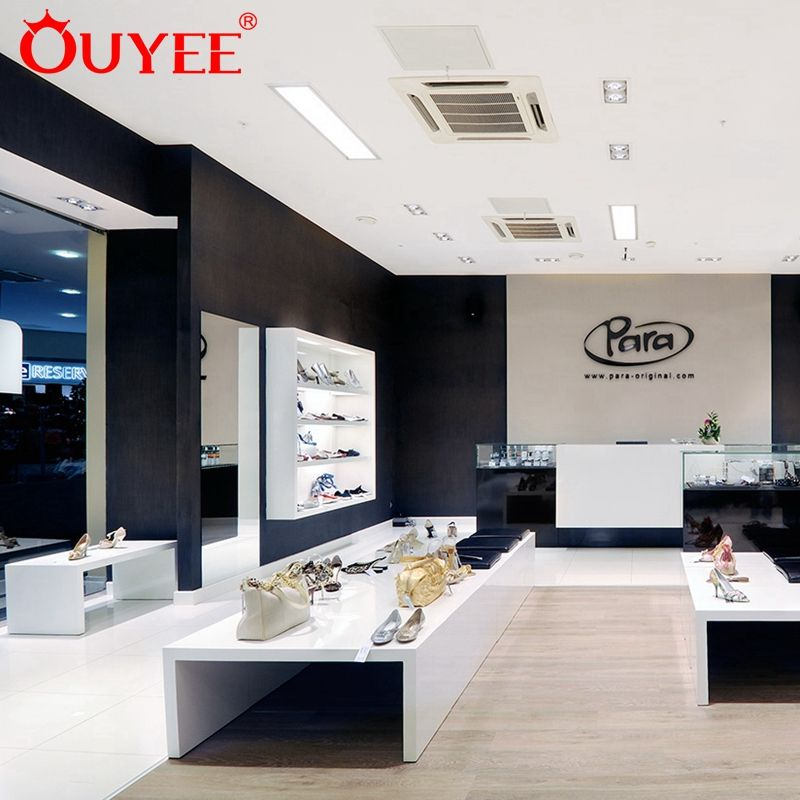 Showroom [ Shoes Design Shoe Store ] Shoe Store Design Commercial Wall Mounted Shoes Showroom Design Furniture Display Shoe Store Fixtures For Shoe Store