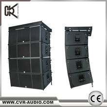 audiotechnik system 12 inch outdoor line array professional speaker system