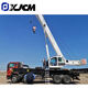 Xuzhou manufacturer produce Knuckle Boom 50 Ton Mounted Mobile Truck Crane