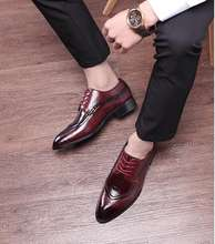 Manufacturers of shoes in china best quality men formal leather dress shoes