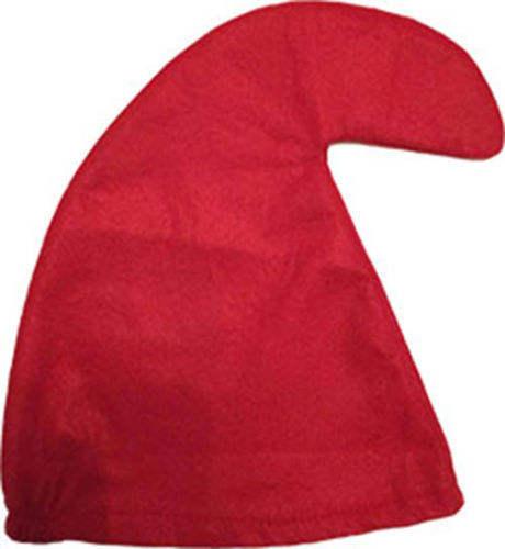 Rose Schtroumpf chapeau Schtroumpfette Gnome Elf Chapeau accessoires costume robe fantaisie