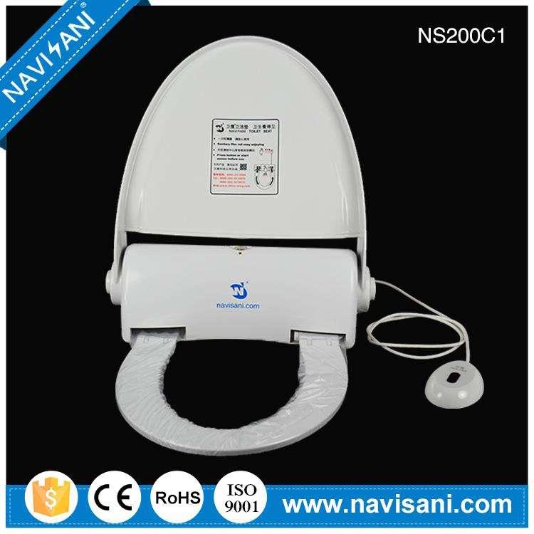 <span class=keywords><strong>Nuevo</strong></span> diseño de un solo uso asiento del inodoro con CE RoHS