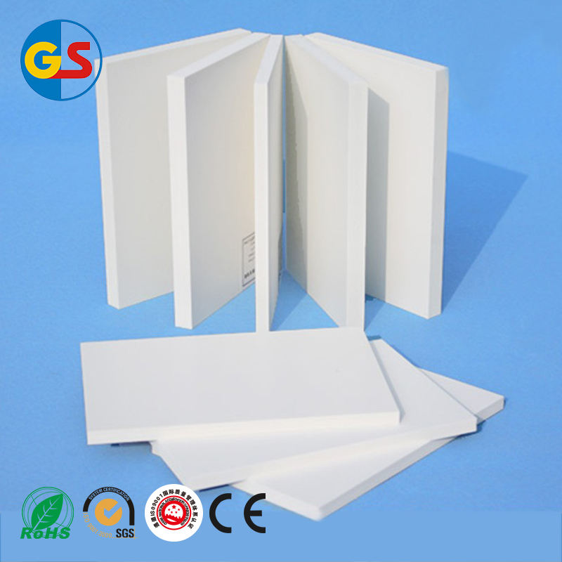 high quality PVC Celuka Foam Board for furniture building materials