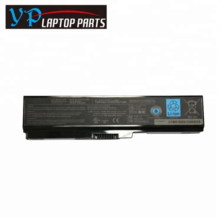Best price laptop Battery PA3817 for Toshiba Satellite A660 A665 A665D C640 C650 C650D C655 6cell battery for Toshiba