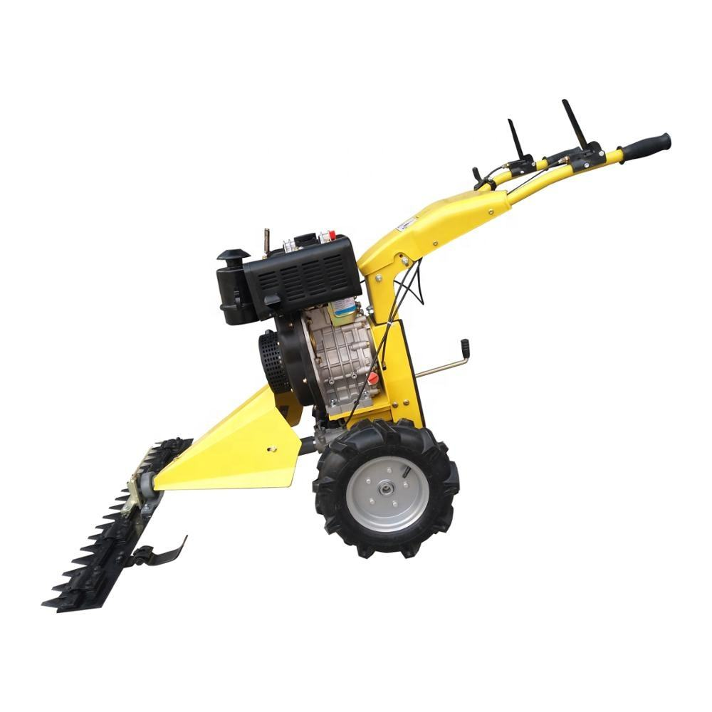 Farm equipment robot petrol / diesel power grass cutter machine price in pakistan