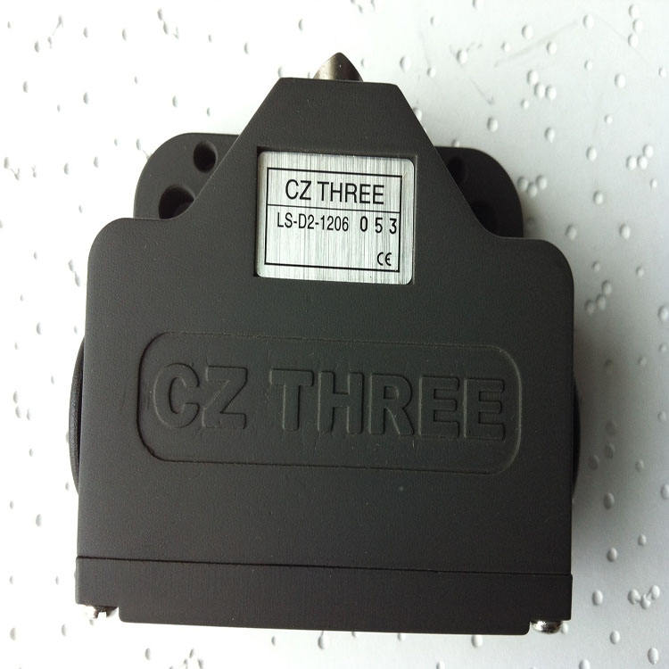 Taiwan Original Travel Switch CZ THREE LS-D2 Roller limit Switch Enclosed Multi-plunger limit Switch