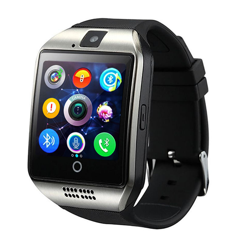 Hot selling items smart watch q18 with high quality camera