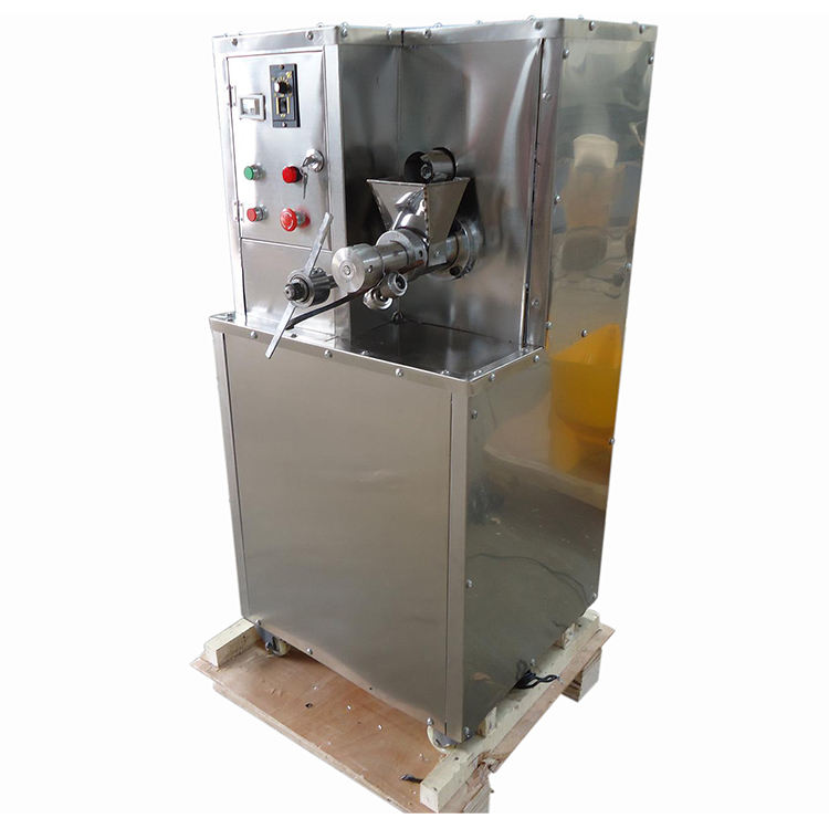 Ice cream puffed corn machine/Economical and practical ice cream cone puffed corn stick making machine